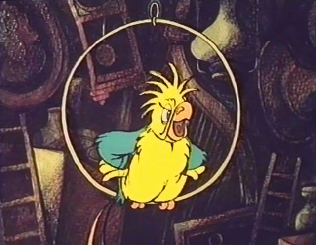 мультфильм Бюро находок