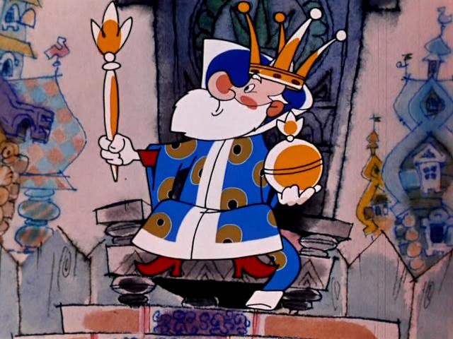 мультфильм Вовка в тридевятом царстве