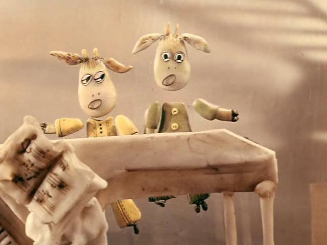 мультфильм Семеро козлят