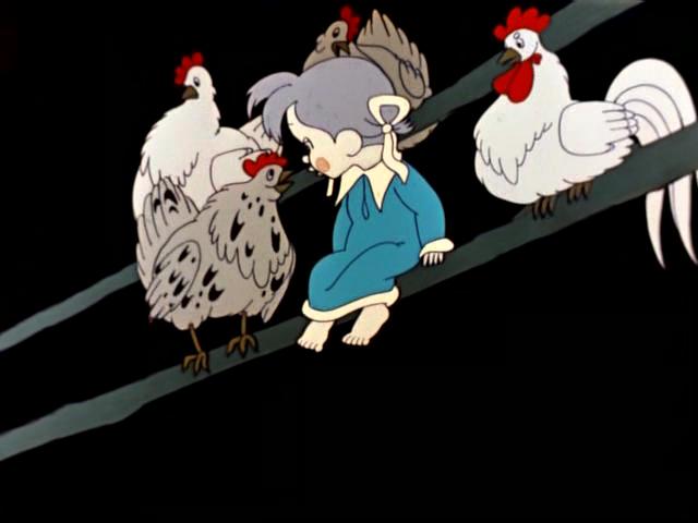 мультфильм Как Маша поссорилась с подушкой