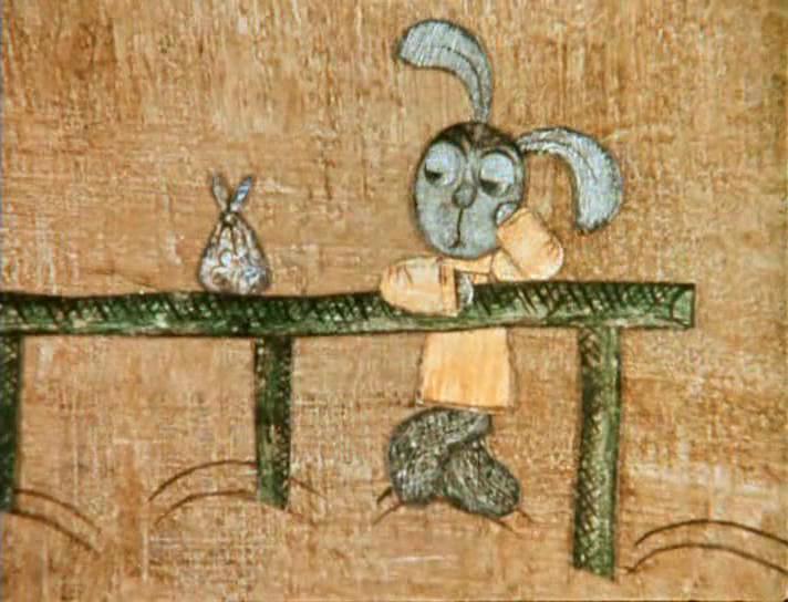 мультфильм Лиса и заяц