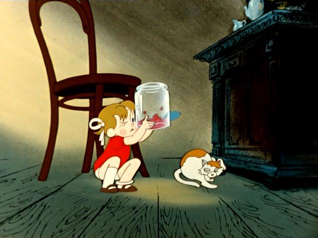 мультфильм Маша и волшебное варенье