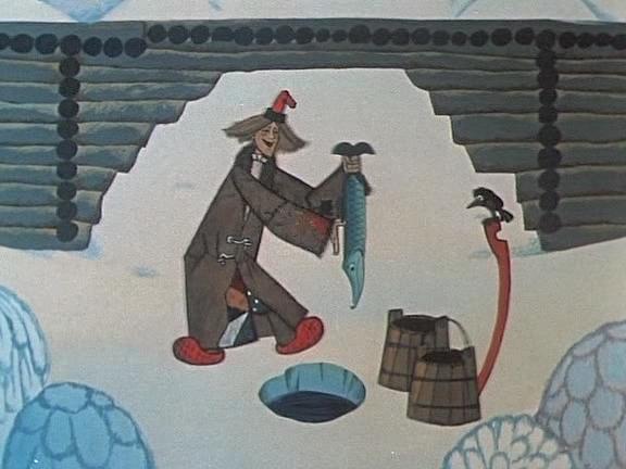 мультфильм По щучьему велению
