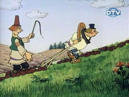 мультфильм Про Фому и про Ерёму
