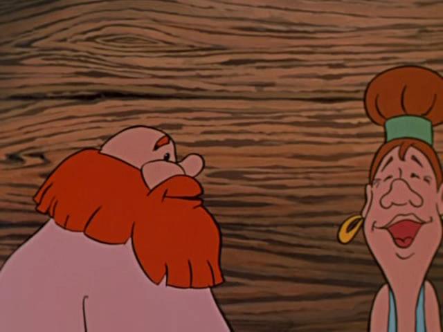 мультфильм Сказка о попе и о работнике его Балде