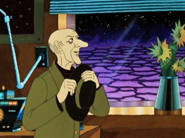 мультфильм Тайна третьей планеты