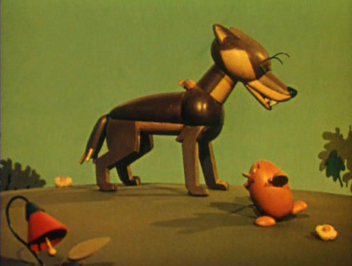 Мультфильм варежка